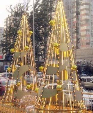 商场圣诞装饰