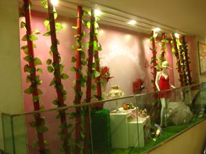 星力百货植物装饰