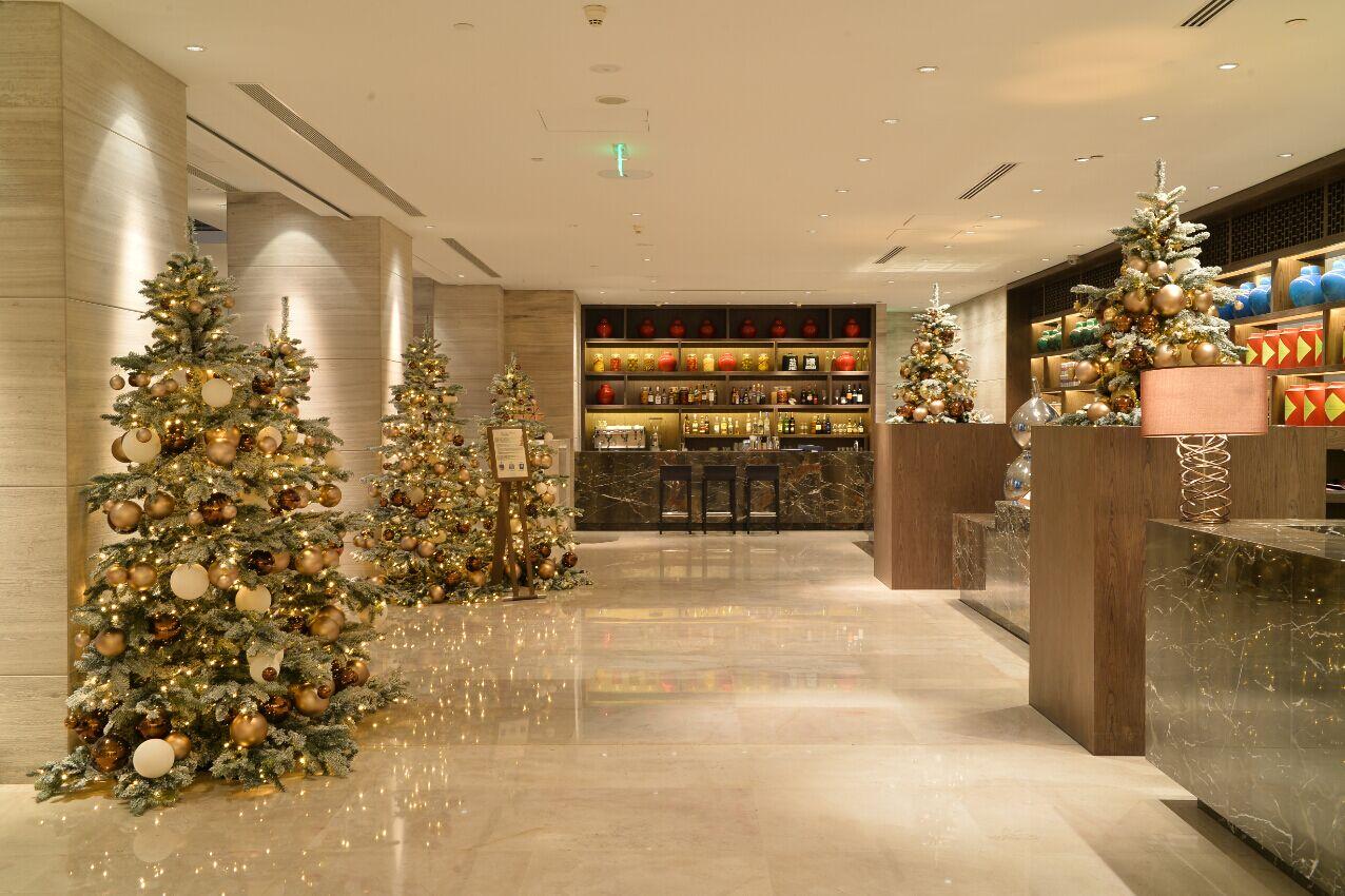 2014圣诞节装饰 酒店圣...