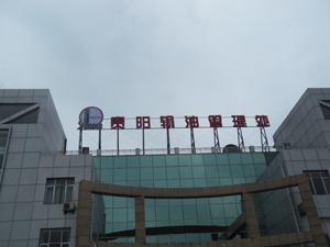 中石化贵州运输处外露发光字