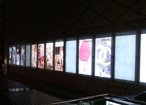 贵阳户外广告公司提供制作户外超薄灯箱制作